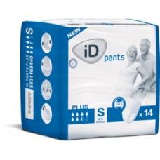 iD Pants Plus Small, mobilne hlačke za inkotinenco (14 hlačk)