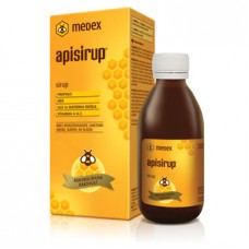 Apisirup, sirup - 140 ml