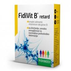 FidiVitB, obložene tablete (40 tablet)