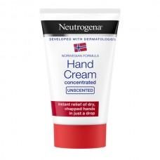 Neutrogena, neodišavljena krema za roke (75 ml)