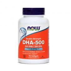 DHK NOW 500 mg, 90 mehkih kapsul