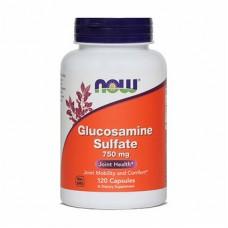 Glukozamin sulfat NOW, 120 kapsul