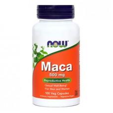 Maca kapsule 500 mg NOW (100 kapsul)