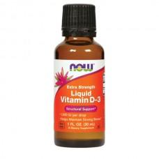 Vitamin D3 25 µg/1000 IE ekstra močan, tekočina (30 ml)
