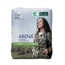 Abena Light Mini 1, predloge za lahko inkontinenco