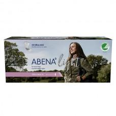 Abena Light Ultra Mini, predloge za lahko inkontinenco (24 predlog)